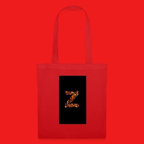 Das Z in tiger format - Stoffbeutel
