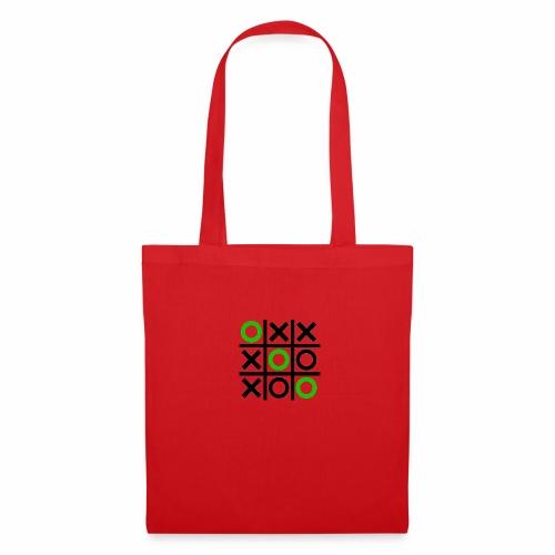 Tic Tac Toe - Tote Bag