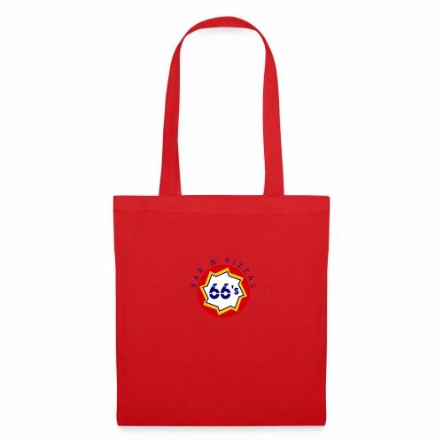 Logo rojo original - Bolsa de tela