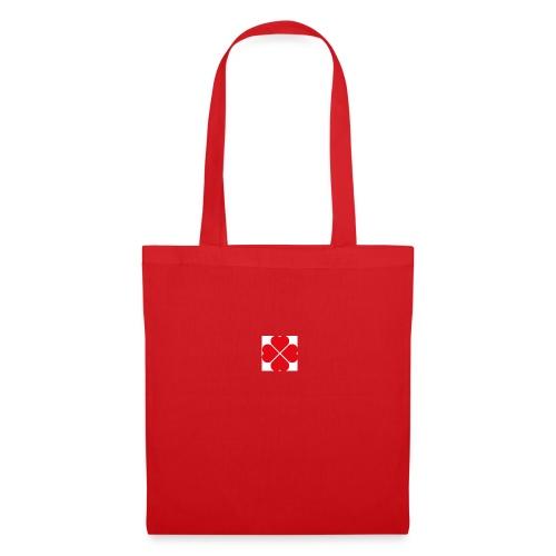 LoveHeartCloverLeaves - Tote Bag