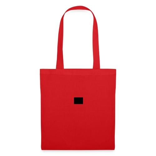 black square - Tote Bag