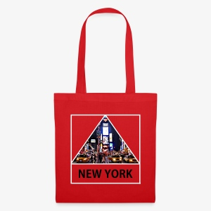 Triangle sur New York - Tote Bag