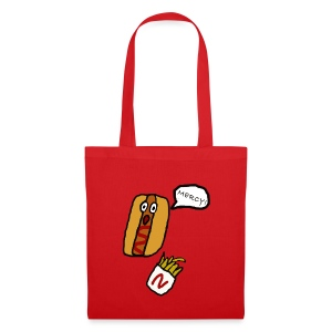 HOTDOG MERCY - Tote Bag