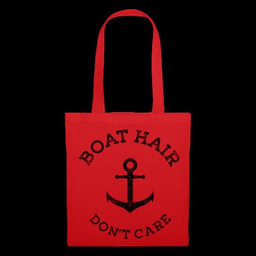 Boat Hair Dont Care - Anker - Stoffbeutel
