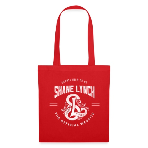 White - Shane Lynch Logo - Tote Bag