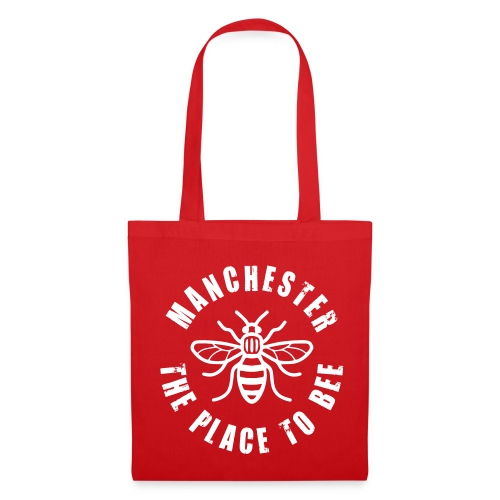 Manchester - The Place to BEE - Tote Bag