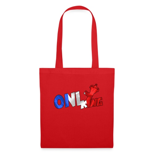 Logo ONLY KING edition francaise - Tote Bag
