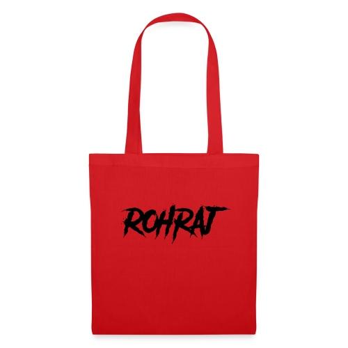 rohraj logo - Tote Bag