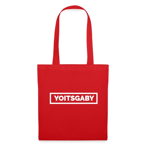 YoIsGaby T-Shirt Wit // man - Tas van stof