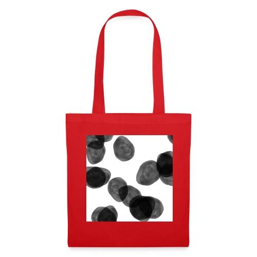 Black clouds - Tote Bag
