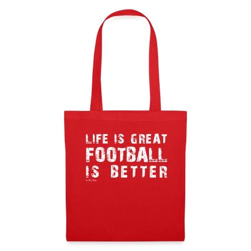 IFLMshirt_Life - Borsa di stoffa