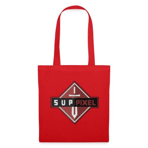SupPixel Shirt - Tote Bag