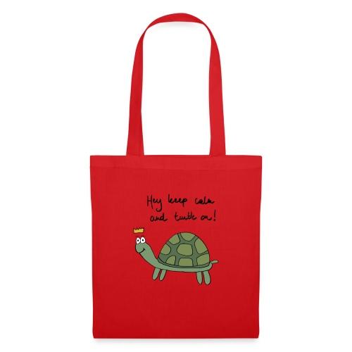 turtle - Tas van stof