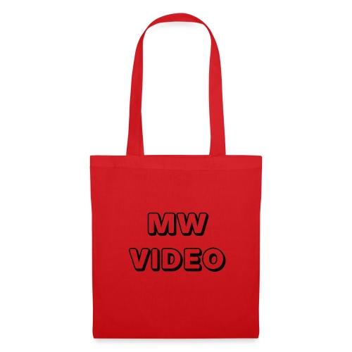 mw video's cap - Tas van stof