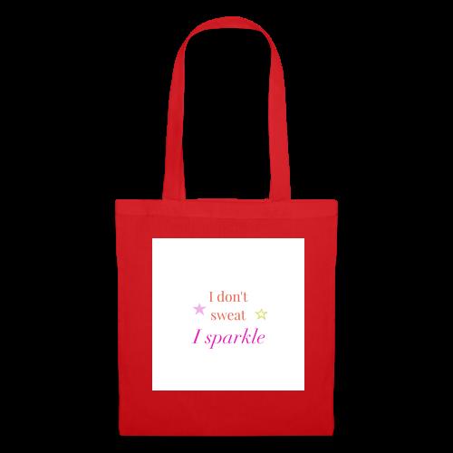 Sparkle - Borsa di stoffa