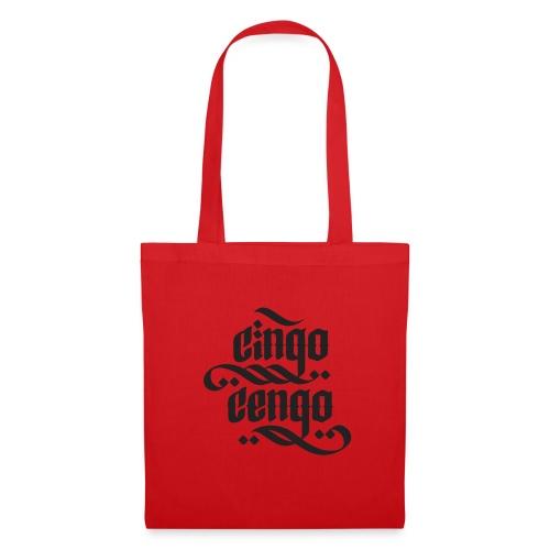 Logo CingoCengo BLACK - Stoffbeutel