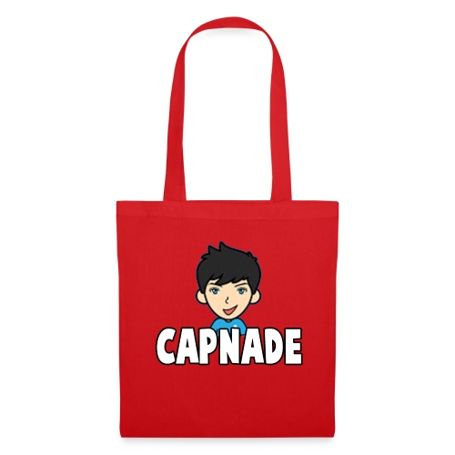 Basic Capnade's Products - Tote Bag