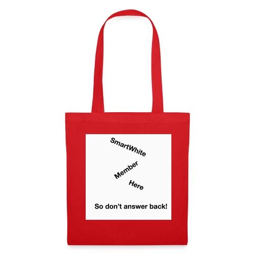 Default SmartWhite Member Merch - Tote Bag