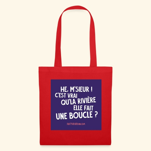 La boucle - Tote Bag