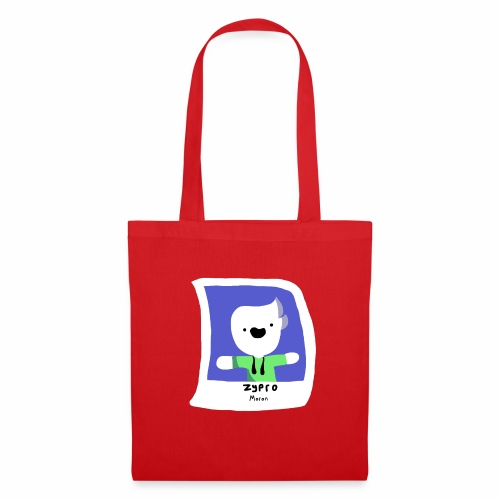 Zypro The Memorable Student - Tote Bag