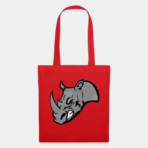 Rhino Mascot design - Tote Bag