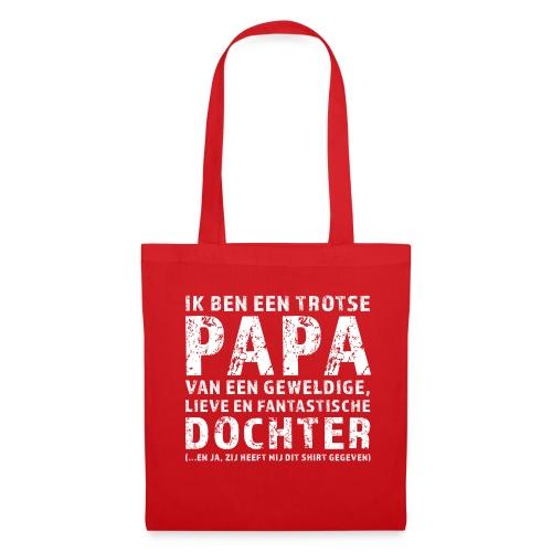 Trotse Papa - Tas van stof