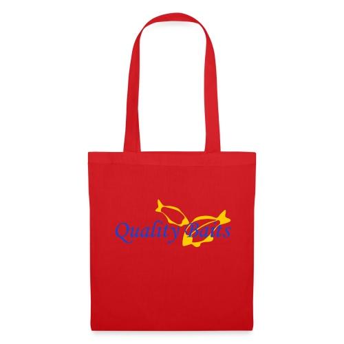 Quality Baits Logo - Tote Bag