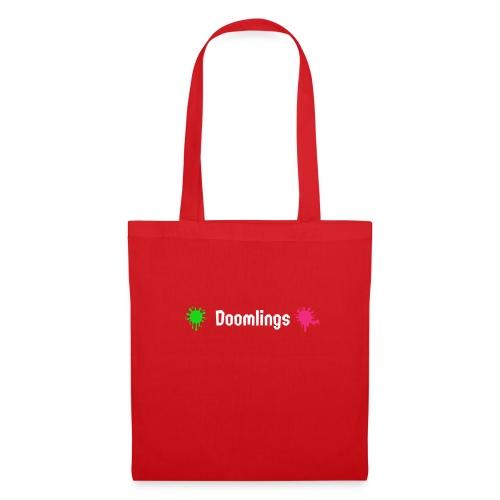 Doomlings Splat Banner - Tote Bag