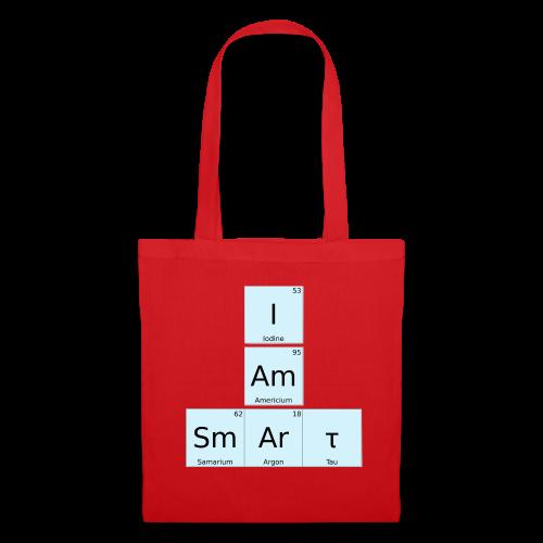 I Am Smart Periodic Table Design - Tote Bag