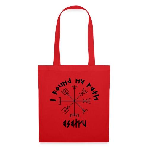 I found my path - Asatru - Tote Bag
