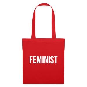 Feminist - Stoffbeutel