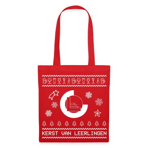 CvL Ugly Christmas Design - Tas van stof