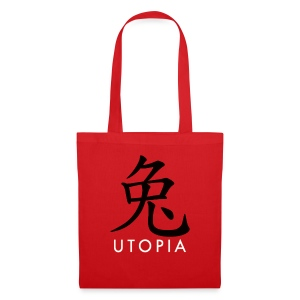 Utopia - Mr. Rabbit - Bolsa de tela
