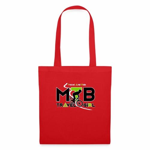 MTB Travel Girl - Stoffbeutel