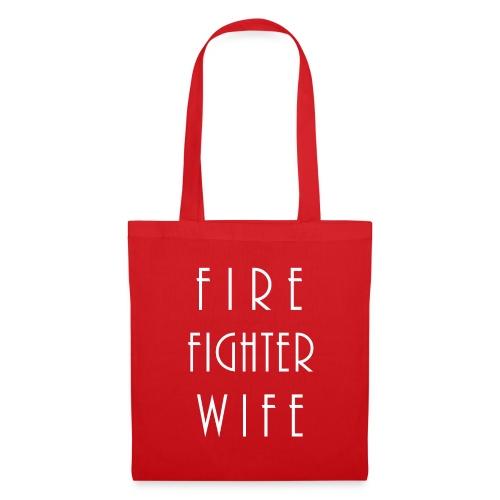 Firefighterwife - Stoffbeutel