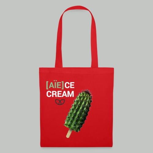 [aie]ce cream - Tote Bag