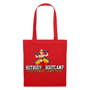 Hot Body Bootcamp - Tote Bag