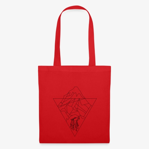 Mount-Wolf - Tote Bag
