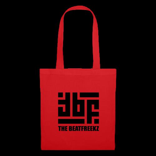 the beatfreekz logo 3 black - Tote Bag