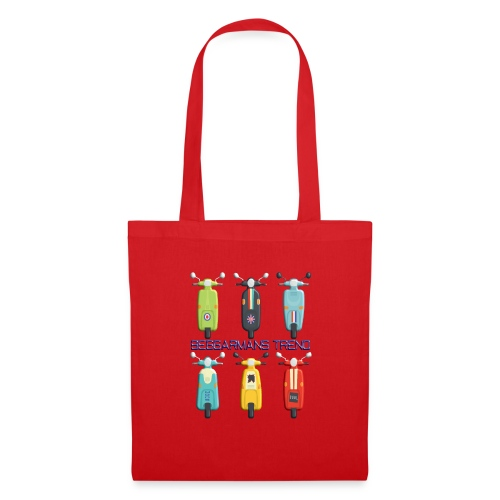 beggarmans trend scooters - Tote Bag