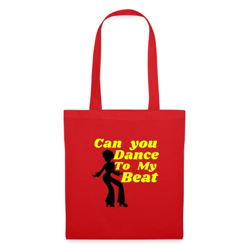 Can you dance to my beat Disco Soul Sister - Tote Bag