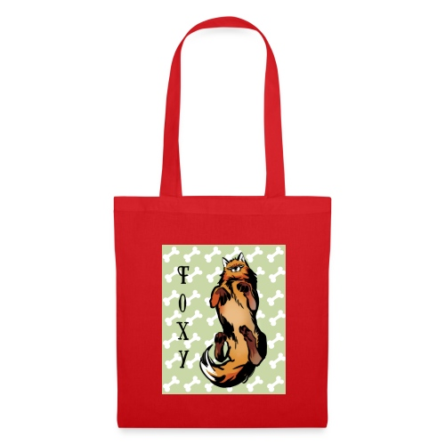 Foxy - Tote Bag