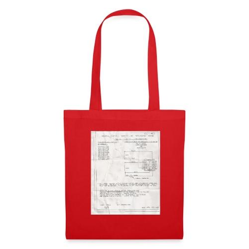 mottor scheme - Bolsa de tela