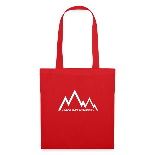mountaineer - Tote Bag