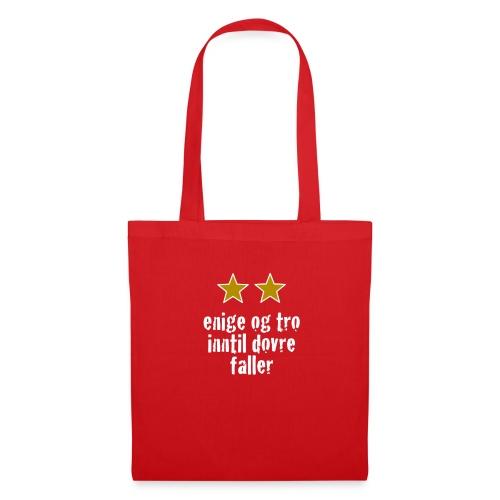 Inntil Dovre Faller - Stoffveske