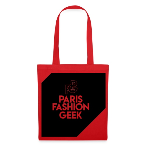 Paris Fashion Geek - Tote Bag