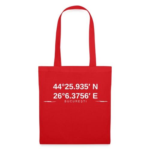 Bucarest - Tote Bag