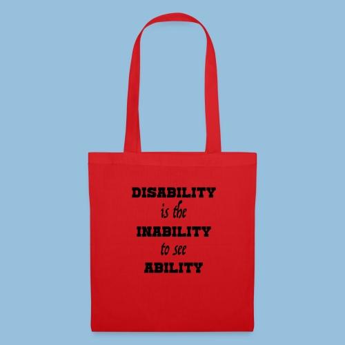 Ability4 - Tas van stof