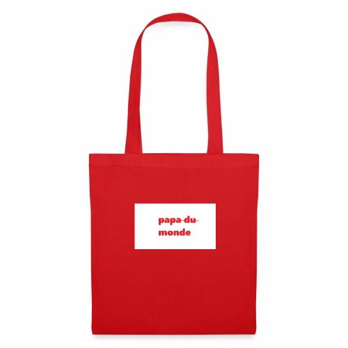 meilleur papa du monde - Tote Bag