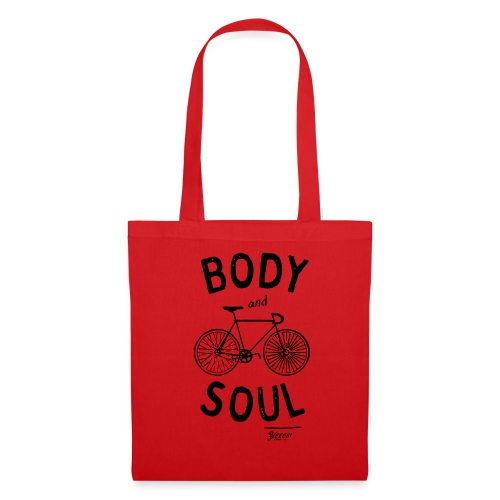 Body_and_Soul - Bolsa de tela